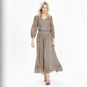 Banana Republic Heritage Maxi Dress XS 0